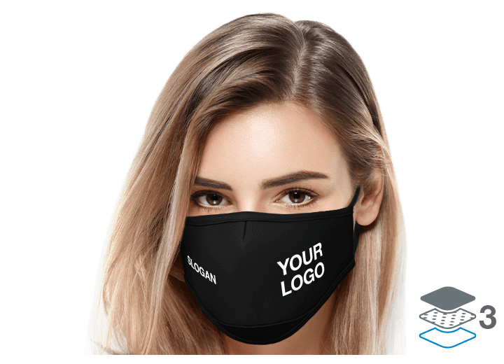 Sky - Custom Face Masks