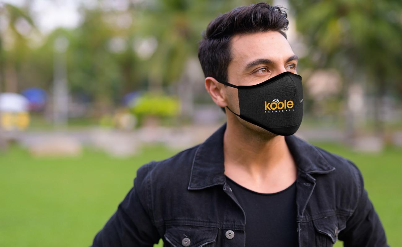 Denim - Custom Facemasks