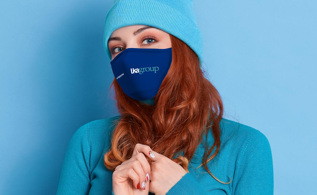 Sky Xtra - Personalised Facemasks