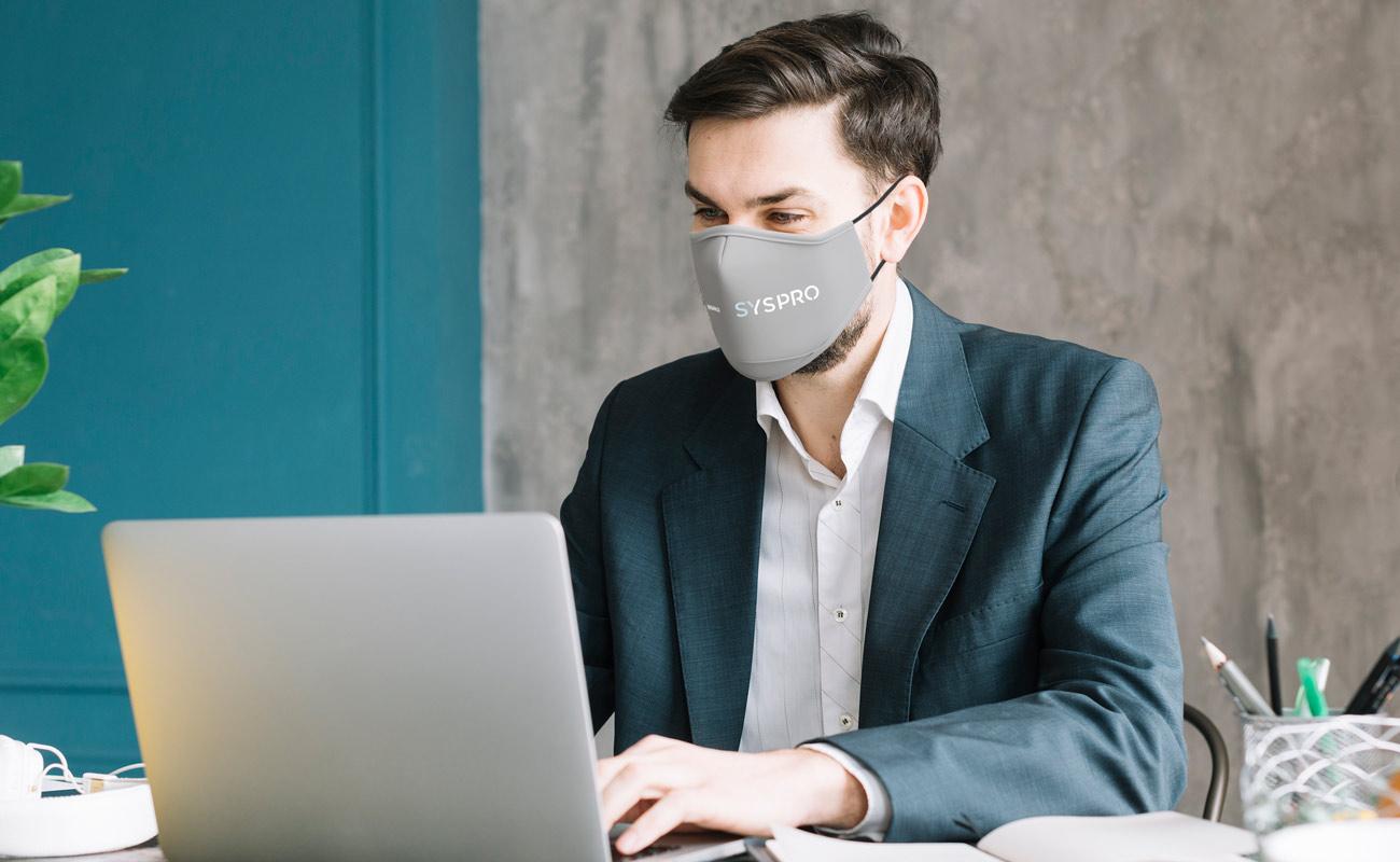 Sky Xtra - Printed Face Mask