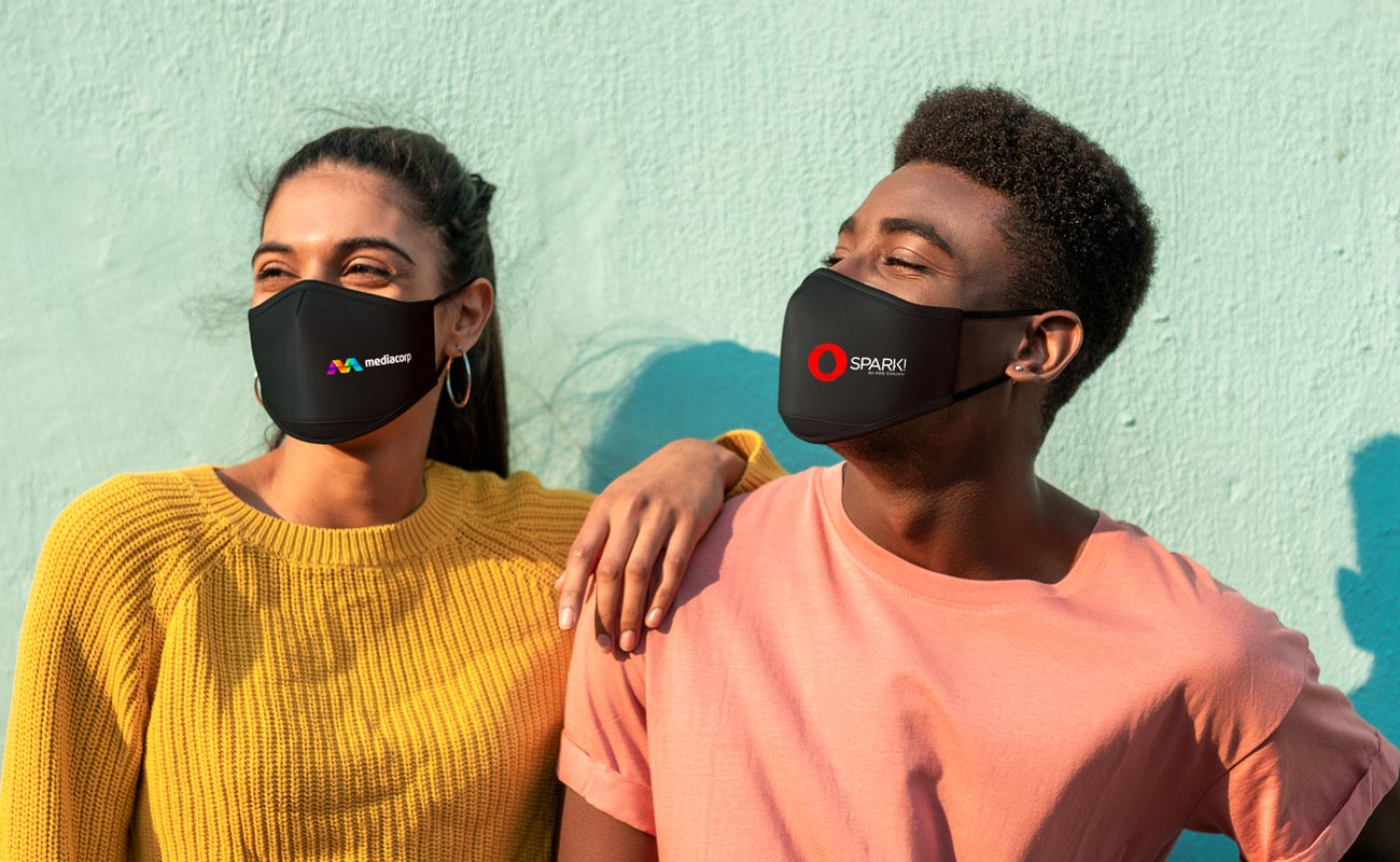 Sky iON - Personalised Face Masks