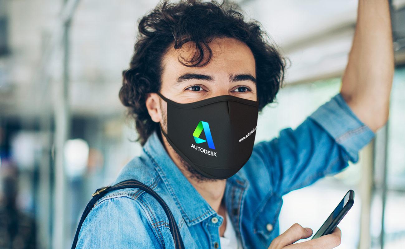 Sky iON - Custom Facemask